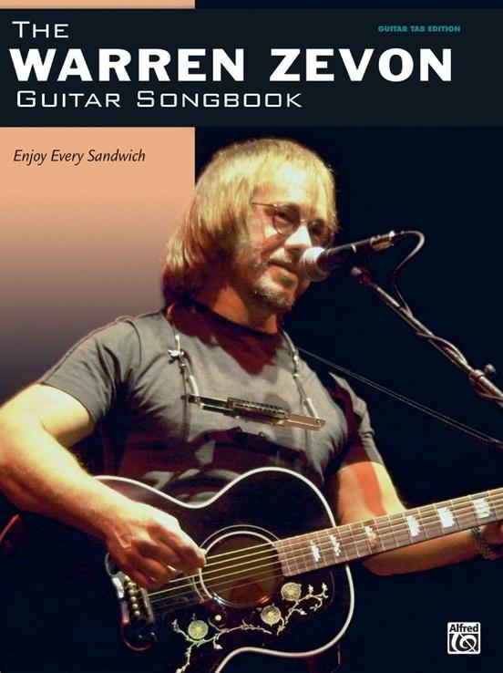 The Warren Zevon Guitar Songbook