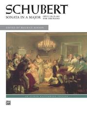 Sonata in A Major, Opus 120