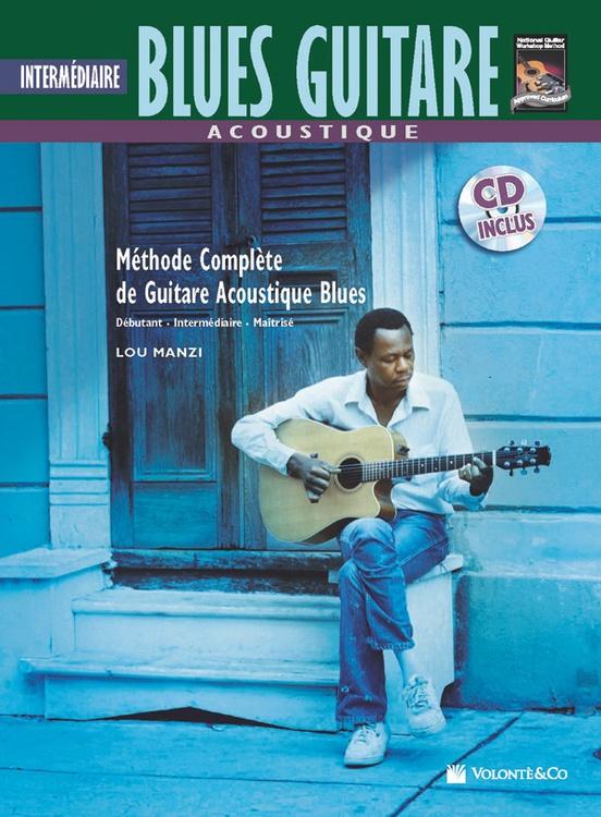 Acoustique Blues Guitare Intermediaire [Intermediate Acoustic Blues Guitar]
