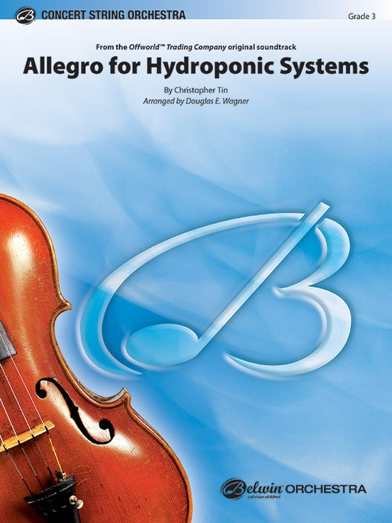 Allegro for Hydroponic Systems