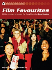 Easy Piano Library: Film Favourites