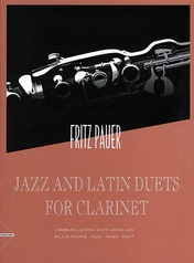 Jazz and Latin Duets for Clarinet