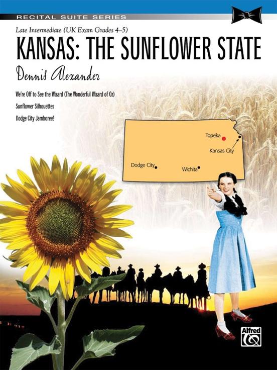 Kansas: The Sunflower State