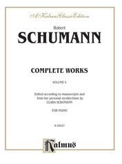 Complete Works, Volume V
