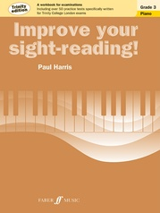 Improve Your Sight-Reading! Trinity Edition, Grade 3