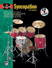 Basix®: Syncopation for Drums