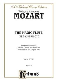 The Magic Flute (Die Zauberflöte), An Opera in Two Acts