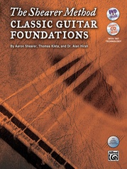 The Shearer Method, Book 1: Classic Guitar Foundations
