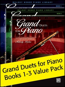 Grand Duets for Piano 1-3 (Value Pack)