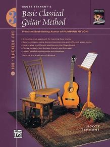 Basic Classical Guitar Method, Book 3