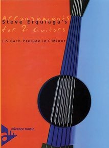 Steve Erquiaga's Arrangements for 2 Guitars: Prelude in C Minor