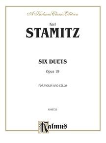 Six Duets, Opus 19
