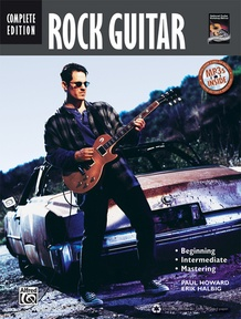 Complete Rock Guitar Method Complete Edition