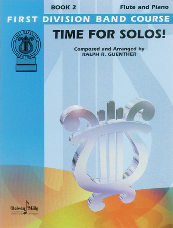 Time for Solos!, Book 2