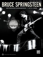 Bruce Springsteen: Keyboard Songbook 1973-1980