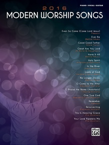 2016 Modern Worship Songs