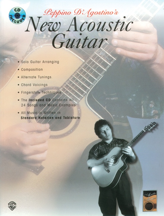 Acoustic Masters Series: Peppino D\'Agostino\'s New Acoustic Guitar ...