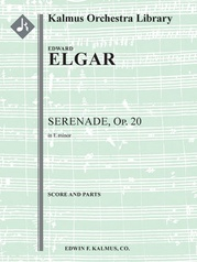 Serenade in E minor, Op. 20