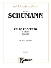 Cello Concerto, Opus 129