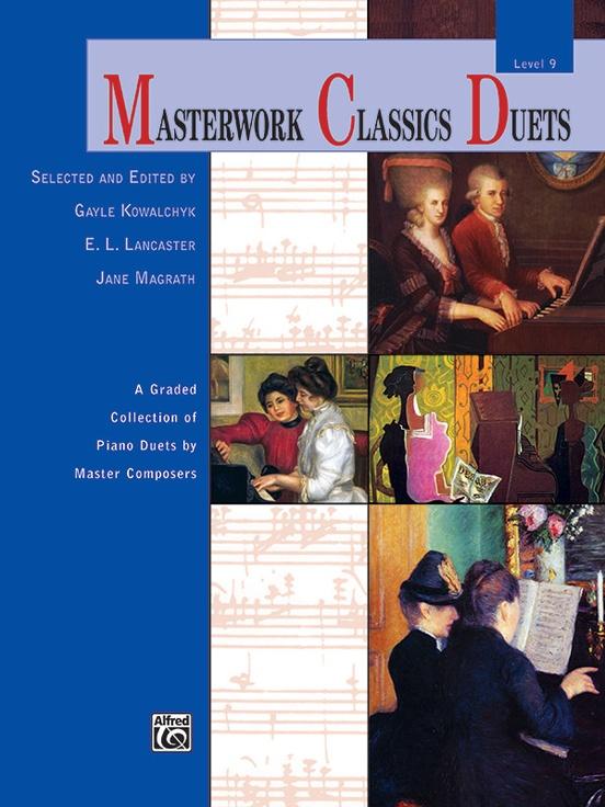 Masterwork Classics Duets, Level 9