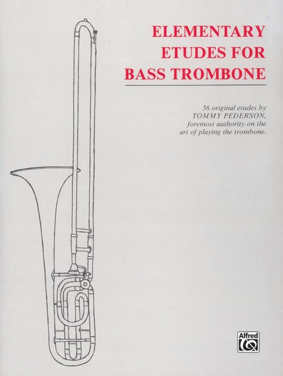 Elementary Etudes for Bass Trombone