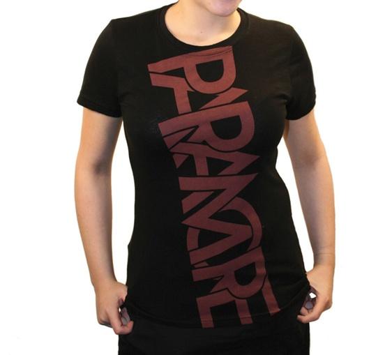 Paramore: Interwoven T-Shirt (Extra Large)