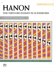 The Virtuoso Pianist in 60 Exercises (Complete)