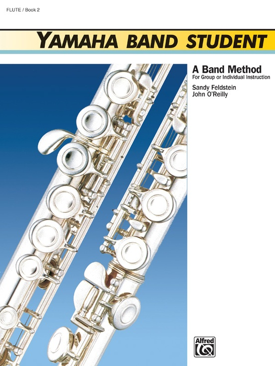 Yamaha band student book 2 flute book yamaha band student book 2 fandeluxe Image collections