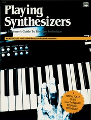 Playing Synthesizers