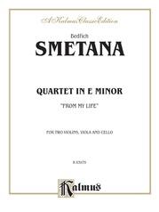 "Quartet ""From My Life"""
