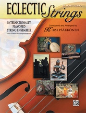 Eclectic Strings, Book 2