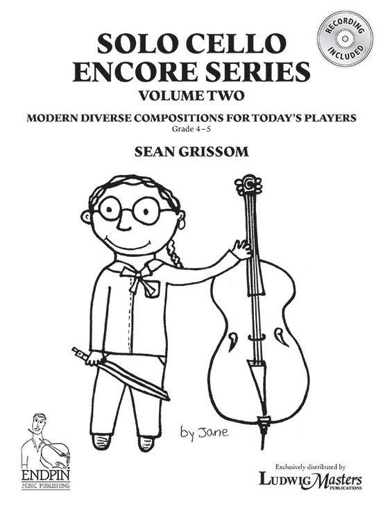 Solo Cello Encore Series: Volume 2