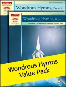 Wondrous Hymns 1-2 (Value Pack)