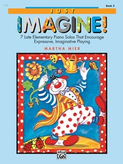Just Imagine!, Book 2