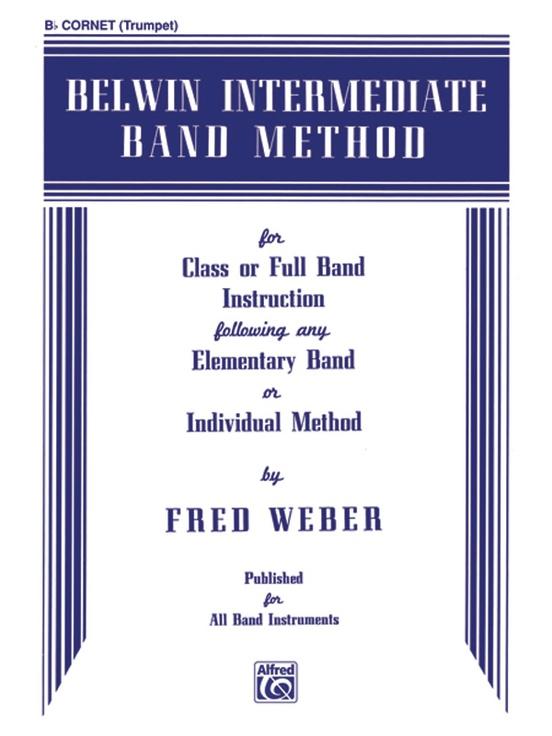 Belwin Intermediate Band Method