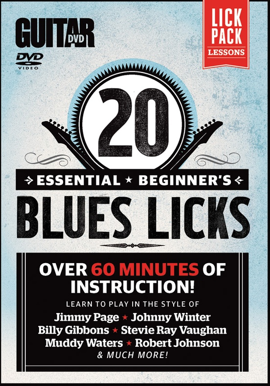 Guitar World: 20 Essential Beginner's Blues Licks