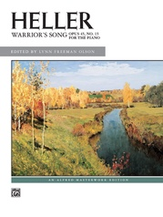 Heller, Warrior's Song, Opus 45, No. 15