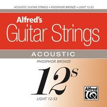 Alfred's Guitar Strings: Acoustic