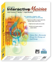 Alfred's Interactive Musician Educator Version