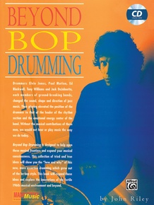 Beyond Bop Drumming