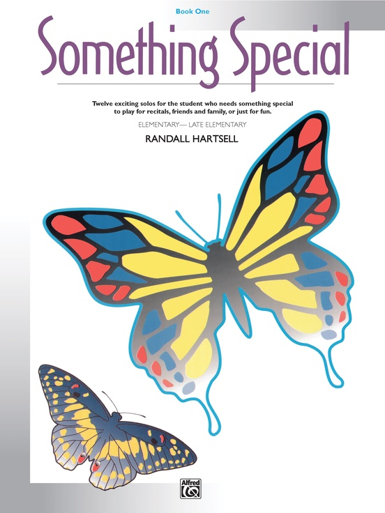Something Special, Book 1