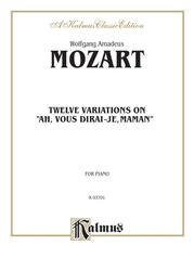 "Twelve Variations on ""Ah, Vous Dirais-Je, Maman"""