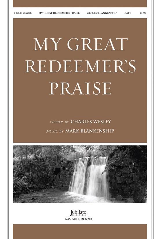 My Great Redeemer's Praise