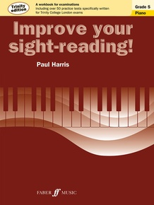 Improve Your Sight-Reading! Trinity Edition, Grade 5