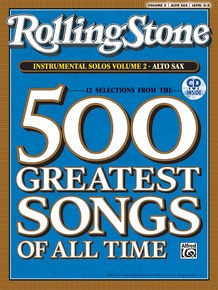 Selections from <i>Rolling Stone</i> Magazine's 500 Greatest Songs of All Time: Instrumental Solos, Volume 2