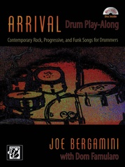Arrival: Drum Play-Along