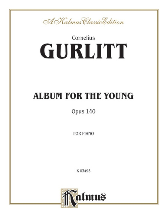 Album for the Young, Opus 140