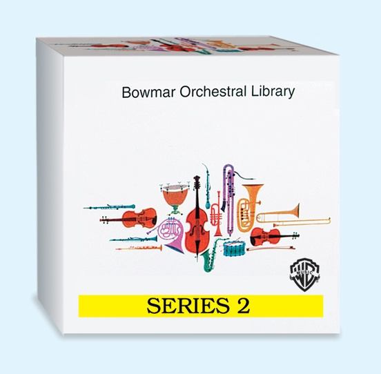 Bowmar Orchestral Library, Series 2