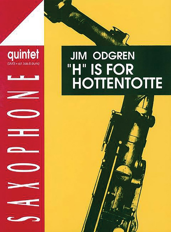 """H"" is for Hottentotte"