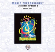 Music Expressions™ Grade 5: Lesson CDs